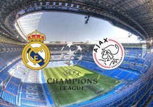 UEFA RMD-AJAX [8vos. de final] 2019