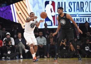 NBA All Star Game 2019