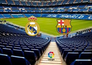 Clásico de España RMA vs FCB  2019