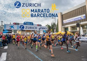Maratón de Barcelona 2019
