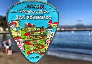 Maratón de San Francisco Rock n´Roll Series 2019