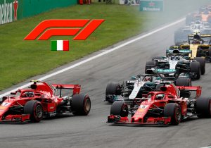 F1 GP de Monza, Italia 2019