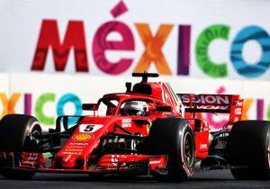 F1 GP de Mexico 2019