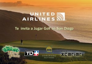 Golf en San Diego con United Airlines 2019