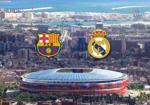 La Liga FC Barcelona vs Real Madrid 2019 – 2020